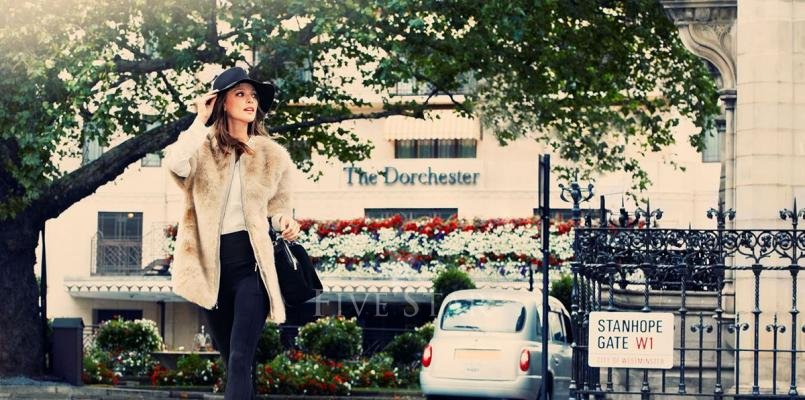 The Dorchester photo 1