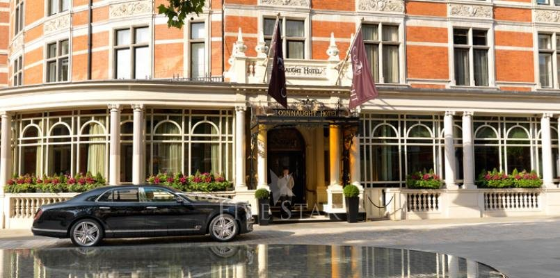 The Connaught Hotel photo 1