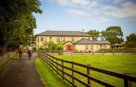 Luxury self catering farm
