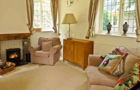 Photo of Stapledon Lodge Pet-Friendly Cottage