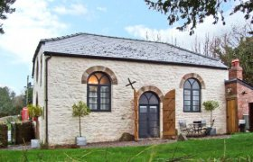 Photo of The Old Baptist Chapel Pet-Friendly Cottage