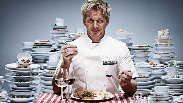 Restaurant Gordon Ramsay photo 1