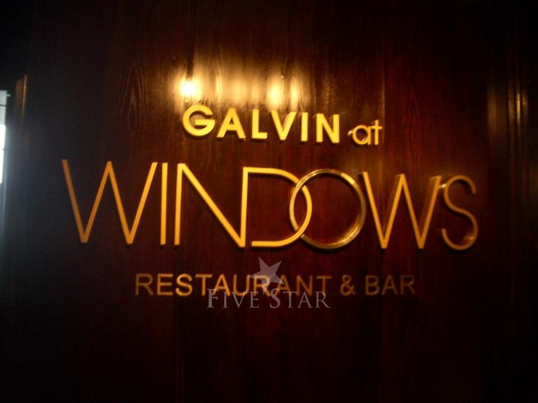 Galvin at Windows photo 2