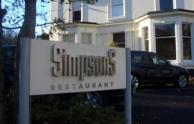 Simpsons Restaurant