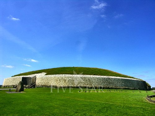 Nearby UNESCO World Heritage Site of Newgrange here in the heart of The Boyne Valley