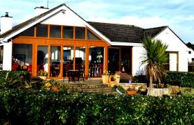 Luxury Bungalow Galway Bay