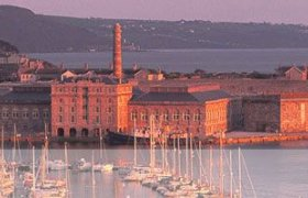 Photo of 15 Mills Bakery Royal William Yard Plymouth PL1 3GD ((Drakes Wha