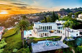 Photo of Beverly Hills Mansion