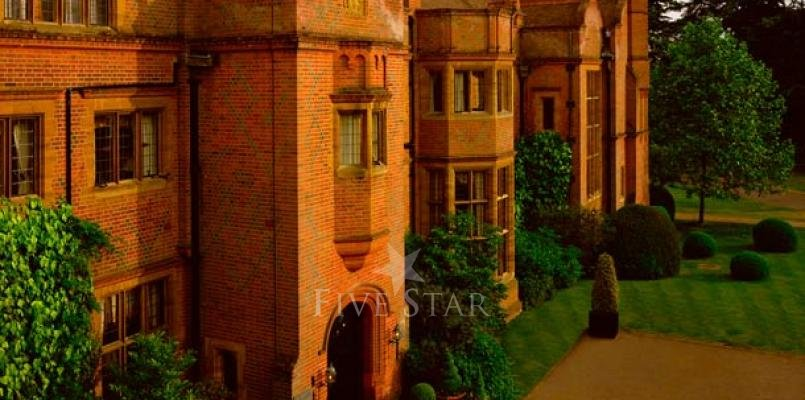 Marriott Hanbury Manor photo 1