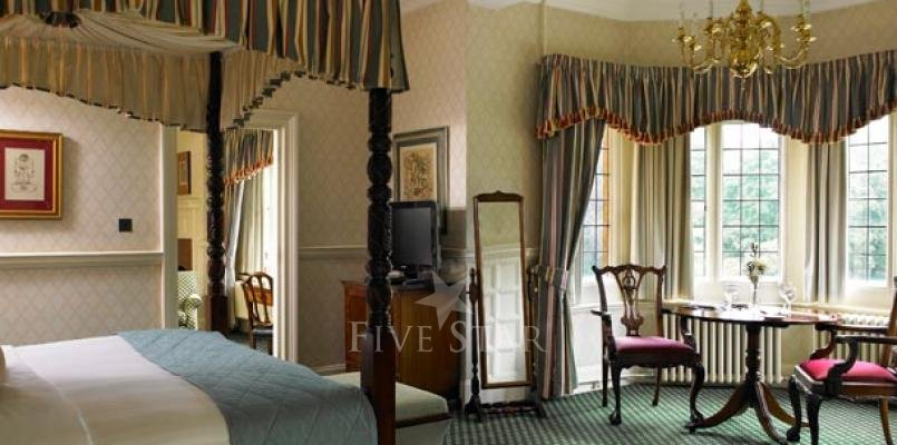 Marriott Hanbury Manor photo 13