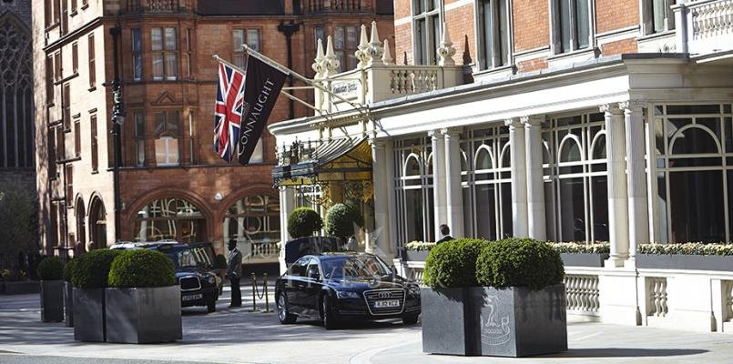 The Connaught Hotel photo 2