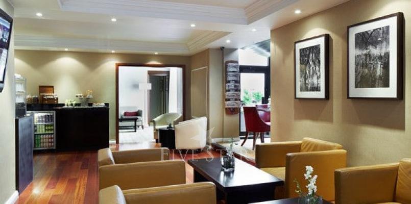 London Marriott Hotel Regents Park photo 9