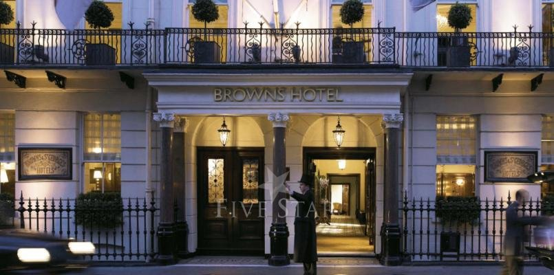 Brown's Hotel photo 1