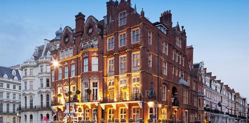 The Milestone Hotel photo 1