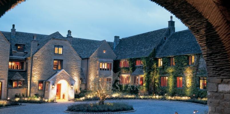 Whatley Manor photo 2