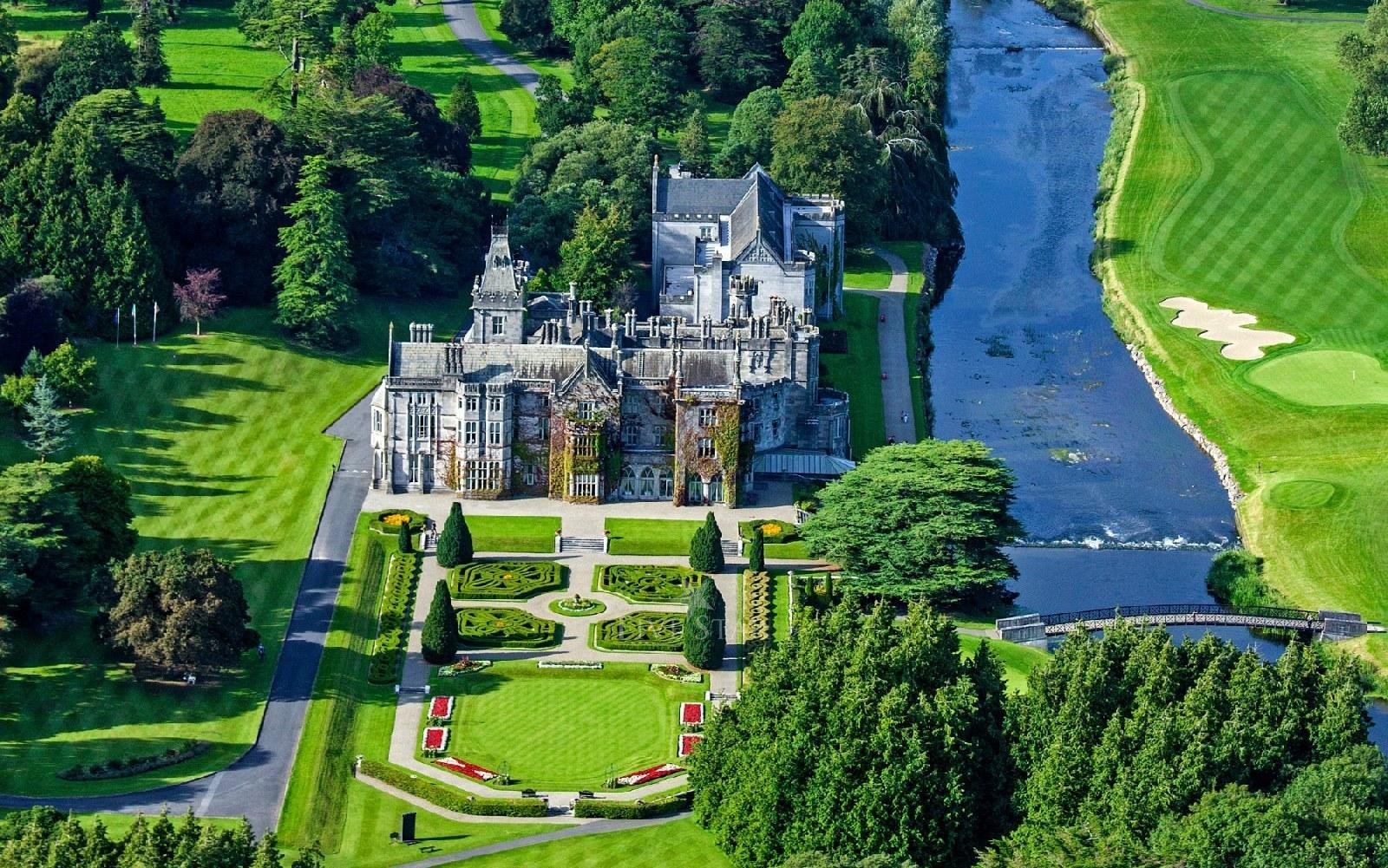 Adare Castle Ireland Map.Adare Manor Villas 5 Star Self Catering Adare Fivestar Ie