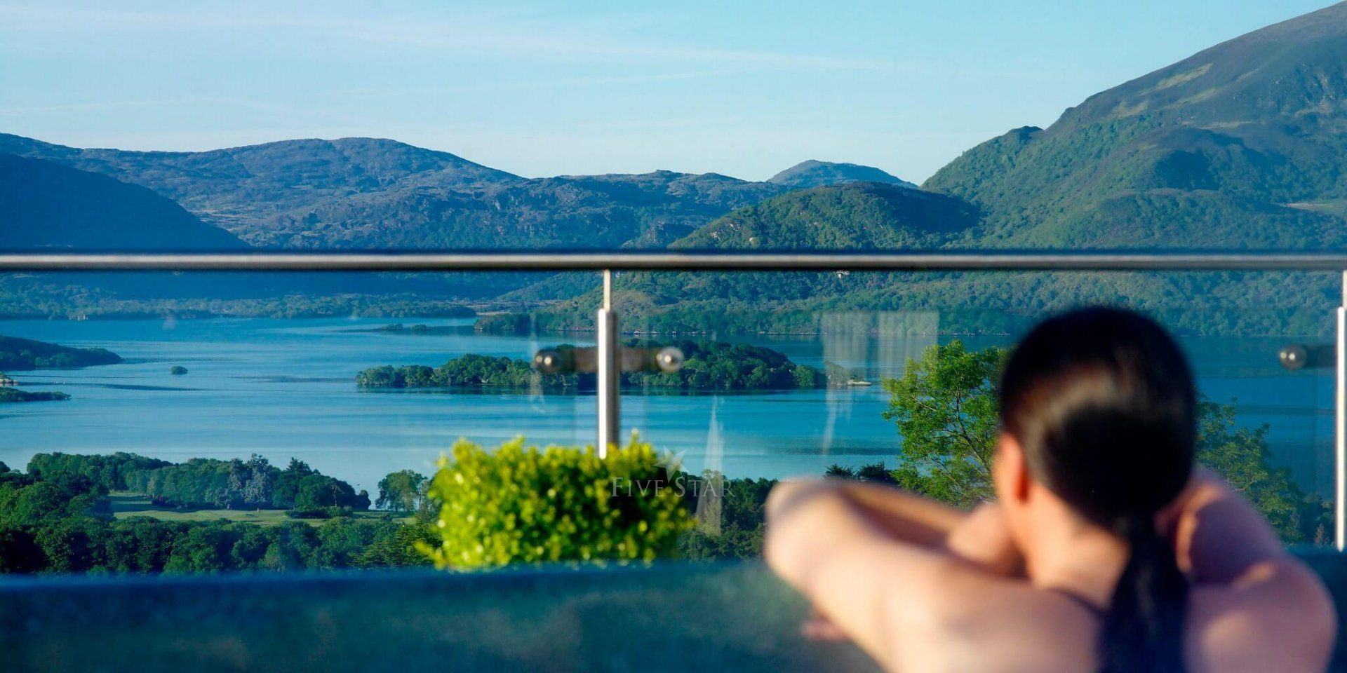 Aghadoe heights hotel 5 star hotel killarney - Lake hotel killarney swimming pool ...