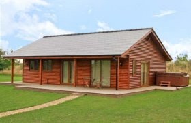 St Andrews Lodge Pet-Friendly Cottage