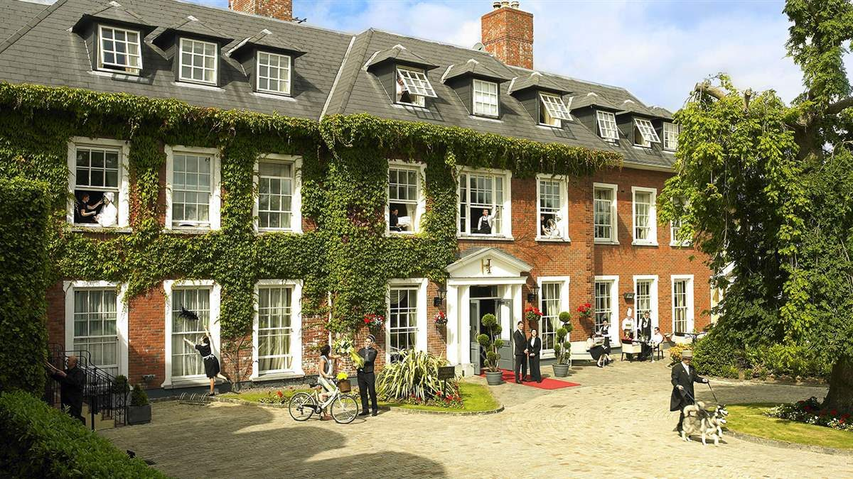 Hayfield Manor Hotel photo 1