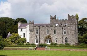 Photo of Knockabbey Castle