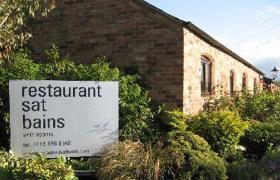 Photo of Restaurant Sat Bains