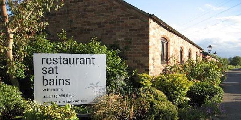 Restaurant Sat Bains photo 1
