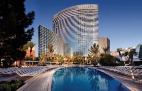 Aria Resort Nevada Usa Hotel Las Vegas