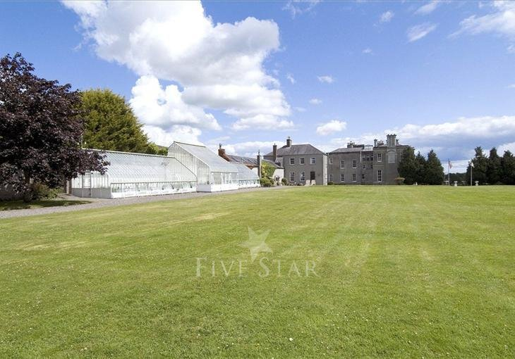 Courtown Demesne Five Star Luxury Period Residence For