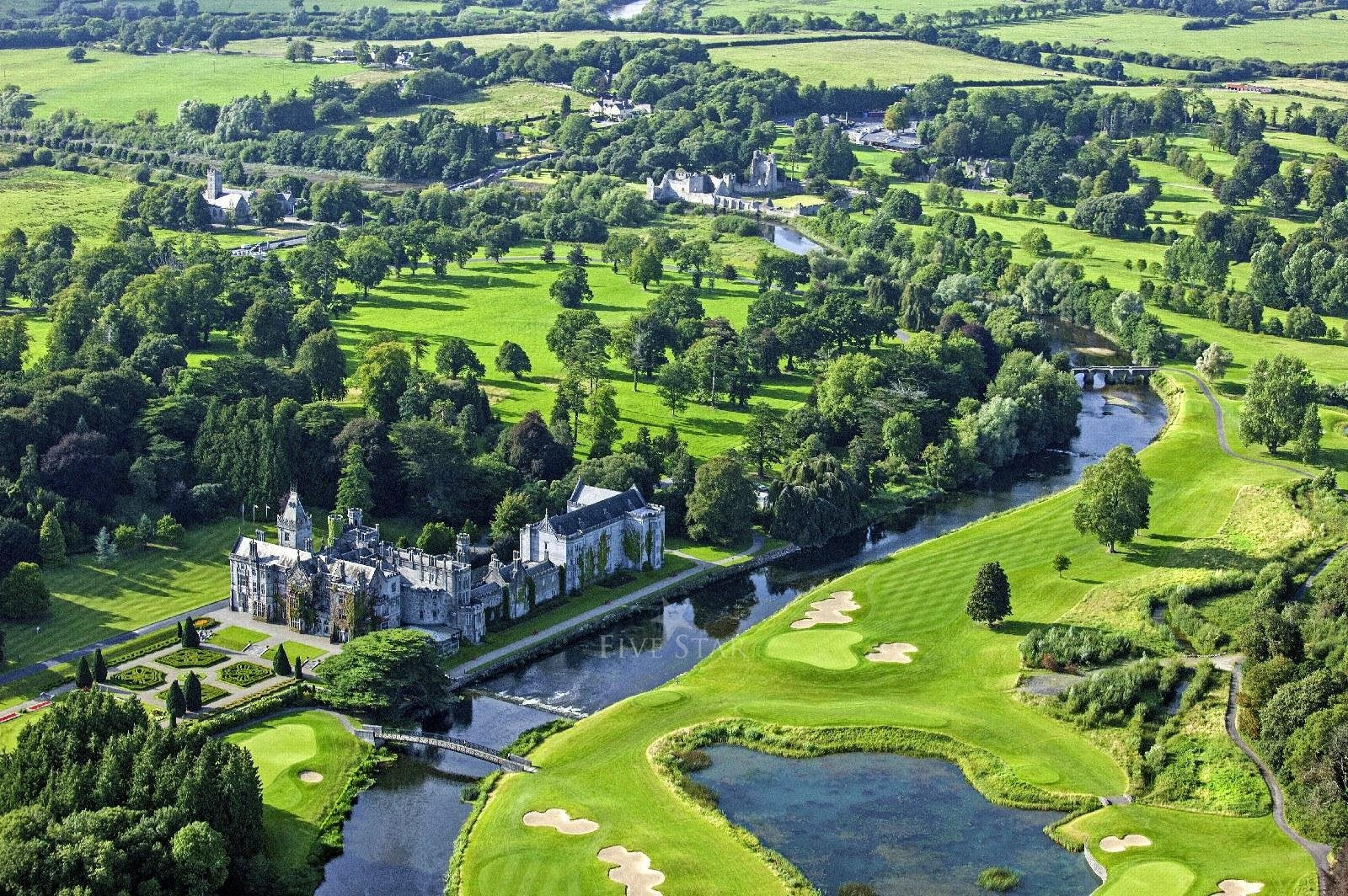 Adare Manor Villas >> Adare Manor | 5-Star Hotel Adare - Fivestar.ie