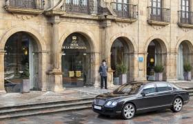 Hotel de la Reconquista reviews