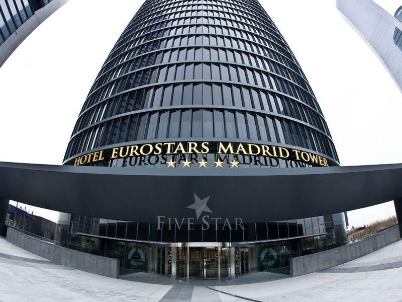 Eurostars Madrid Tower photo 1