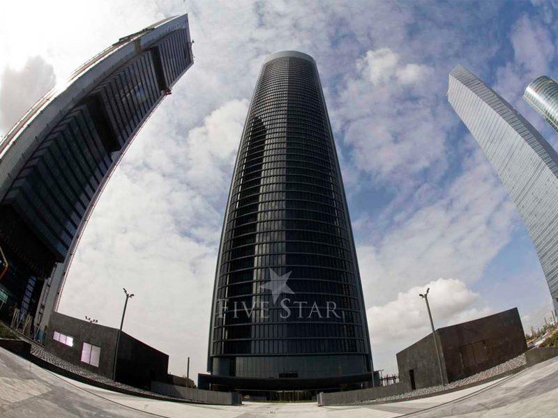 Eurostars Madrid Tower photo 2