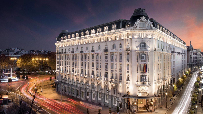 Westin Palace Madrid photo 1