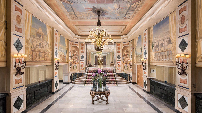 Westin Palace Madrid photo 11