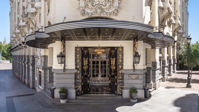 Westin Palace Madrid photo 3