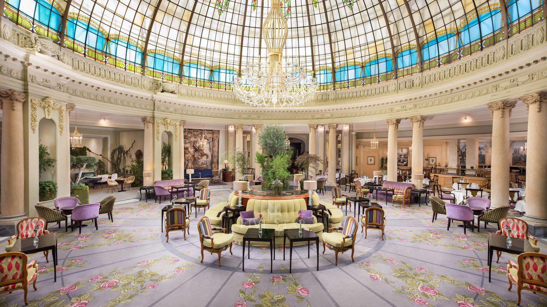 Westin Palace Madrid photo 4
