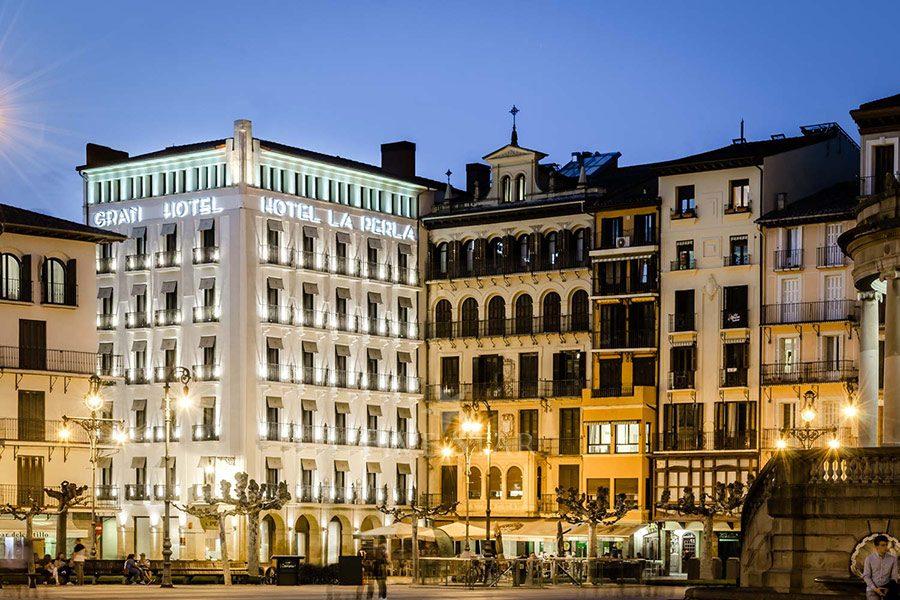 Gran Hotel La Perla photo 1