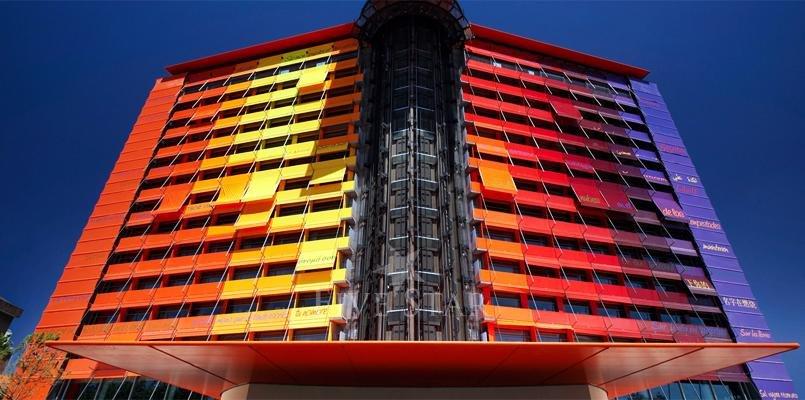Silken Puerta América photo 1