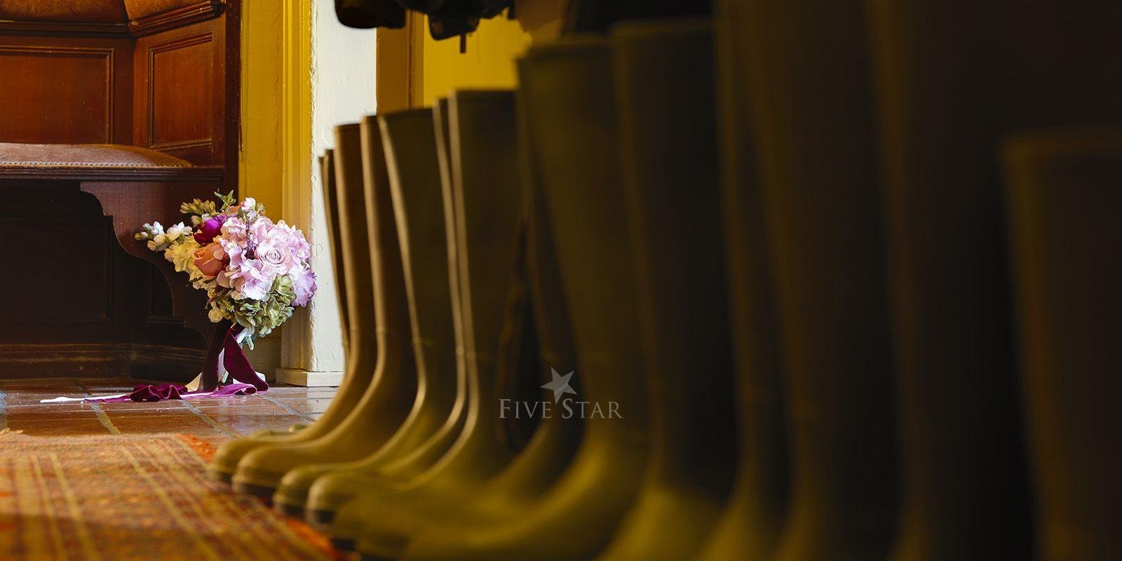 Ballynahinch Castle Weddings photo 3