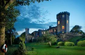 Photo of Lough Cutra Castle