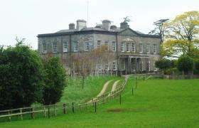 Photo of Harristown House