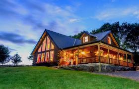 Photo of Luxury Log Cabin