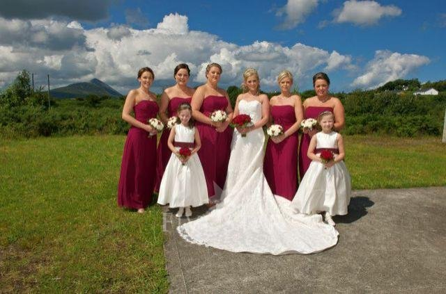 Ideal as bridal accommodation