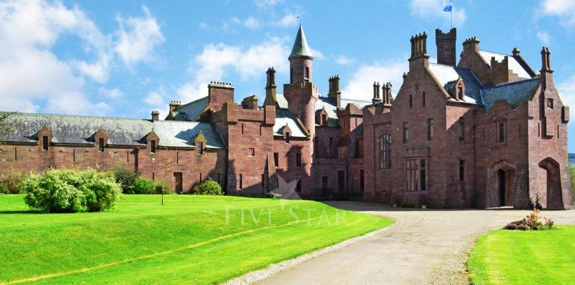 Castle Oliver Five Star Luxury Castle For Sale