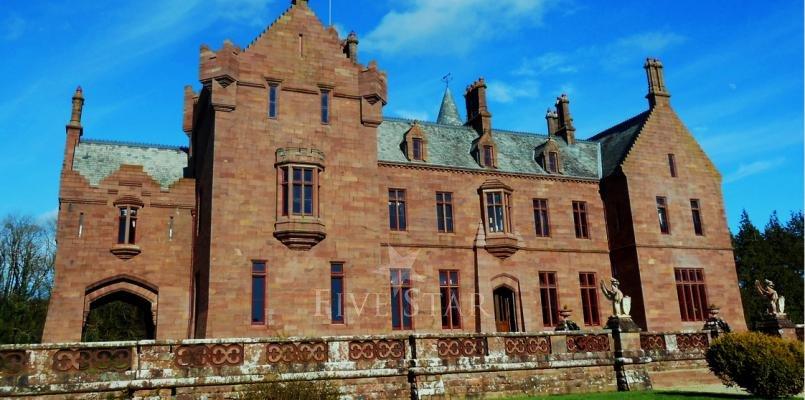 Castle Oliver Five Star Luxury Castle For Sale