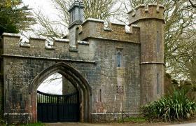 Photo of Annes Grove Miniature Castle