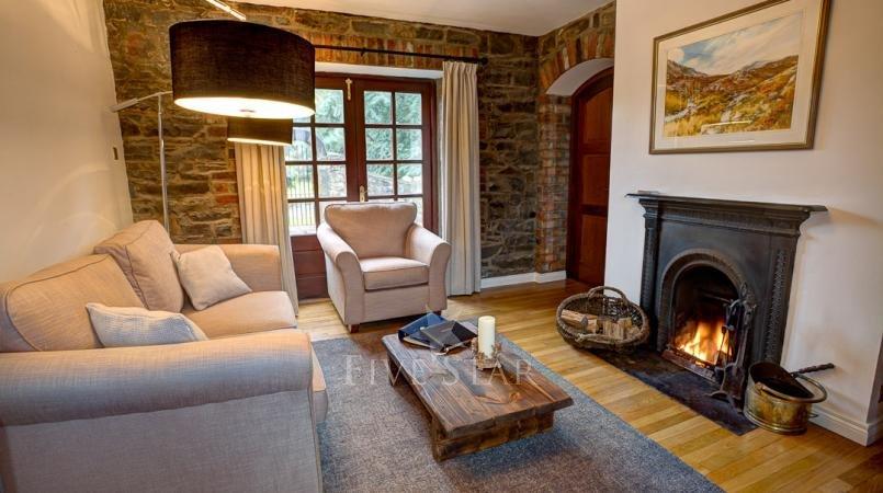Rose Cottage Larchfield Estate photo 2