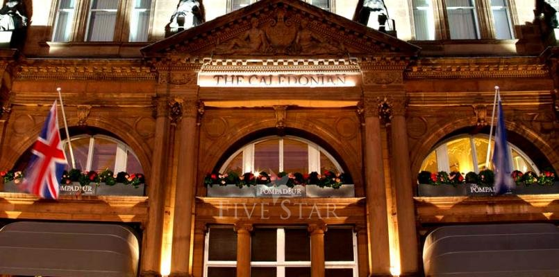 Waldorf Astoria Edinburgh photo 1