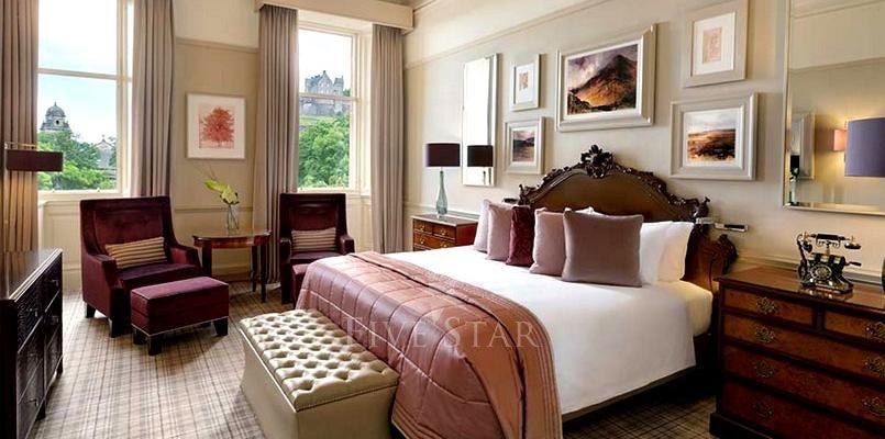 Waldorf Astoria Edinburgh photo 23
