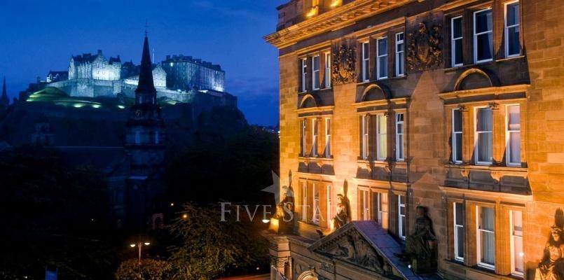 Waldorf Astoria Edinburgh photo 3